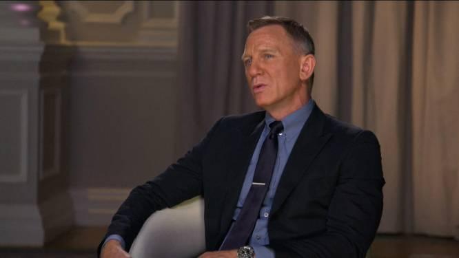 """Daniel Craig over zijn afscheid als James Bond: """"Had het gevoel dat ik het fysiek niet meer zou aankunnen"""""""