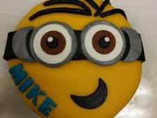 Met cupcakes voedselbank helpen