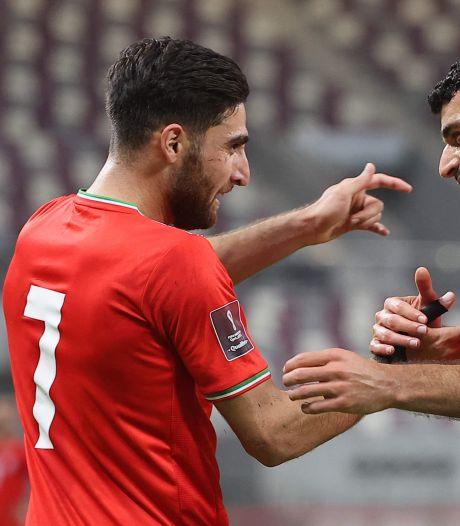 Jahanbakhsh dompelt Irak en Advocaat in rouw in strijd om WK-ticket