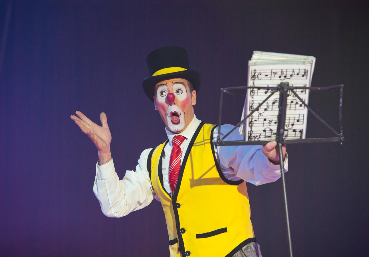 Clown Marco Mariani.