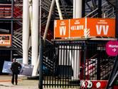 Champions League-circus in de Kuip gaat gepaard met veel regels