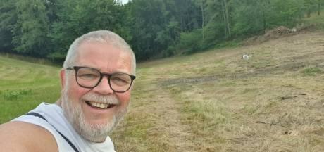 Redmer (68) uit Zwolle bouwde graag een podium voor een ander: 'Hij leerde ons geduld hebben'