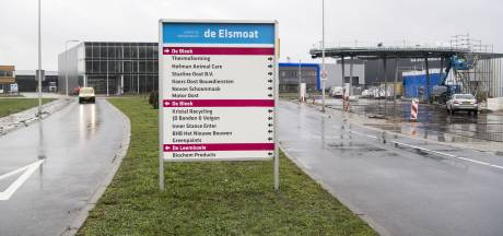 Bedrijventerrein De Elsmoat in Enter is vol, laatste kavels in fase 2 zijn verkocht