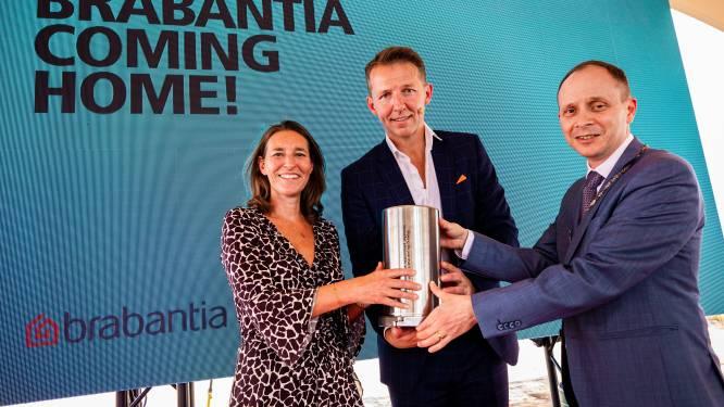 Tijdcapsule in nieuw pand Brabantia in Valkenswaard mag pas in 2050 worden geopend