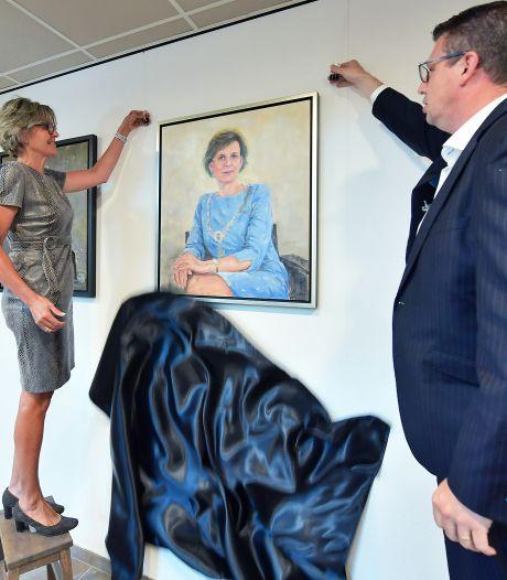 Openhartige Jobke Vonk onthult haar portret én de reden van haar vertrek als burgemeester