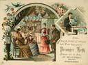 'N. Bonten' stond ook bekend om zijn bijzondere reclames. Altijd werd het jaartal 1820 gebruikt.