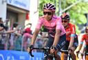 Vainqueur du Giro au printemps, Egan Bernal devrait être l'un des rivaux de Pogacar sur le Tour 2022.