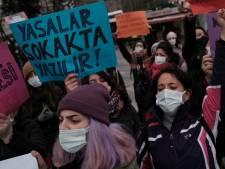 In twintig uur tijd werden zes vrouwen in Turkije gedood door hun (ex-)partner