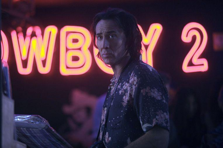 Nicolas Cage in Bangkok Dangerous van Danny en Oxide Chun Pang. Beeld