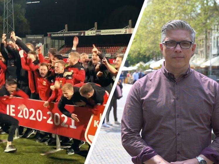 De Stentor Nieuws Update: Feest in Deventer en GAE onthaald door uitgelaten menigte