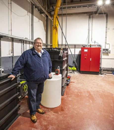 Van Heek Textiles in Losser investeert in vergroting van productiecapaciteit en nog meer verduurzaming