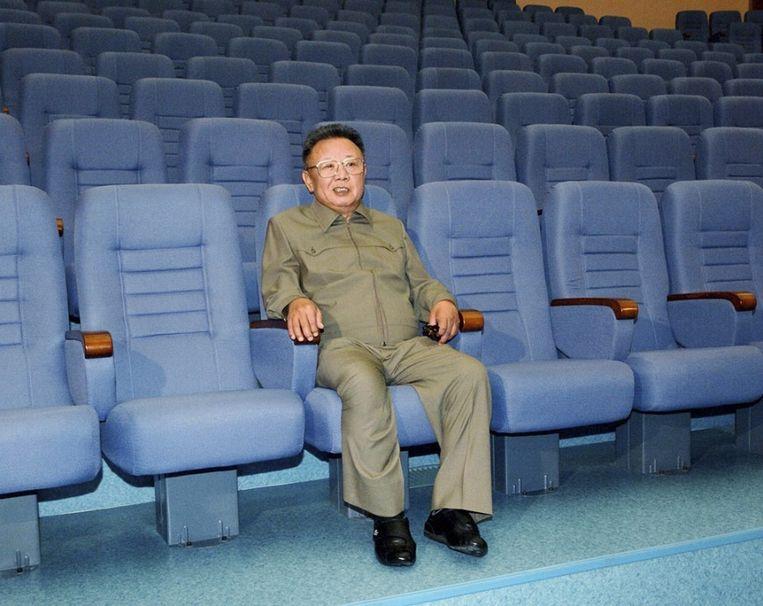Choi Eun-hee en haar ex-echtgenoot, regisseur Shin Sang-ok. Beeld Reuters