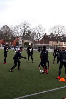 Willem II zwerft langs trainingsvelden