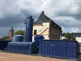Droogzuiging aan De Bak opnieuw opgestart in combinatie met waterzuiveringsinstallatie