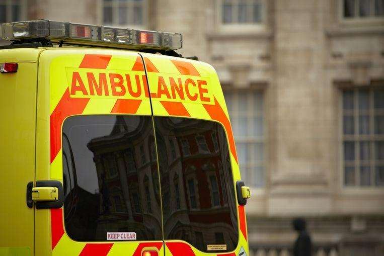 Wie vanaf 2019 de tussenkomst van een 112-ambulance nodig heeft, zal standaard een factuur van 60 euro krijgen.  Beeld thinkstock