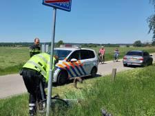 Wielrenner gewond bij botsing met motor in Groesbeek