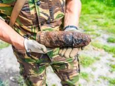 Magneetvisser vindt granaat in Tilburgs kanaal