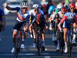 "Jenthe Biermans vijfde in Kuurne-Brussel-Kuurne: ""Enorm tevreden dat ik liet zien dat ik goed ben"""