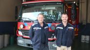Brandweermannen Brecht (29) en Michael (33) gaan in Portugal bosbranden bestrijden