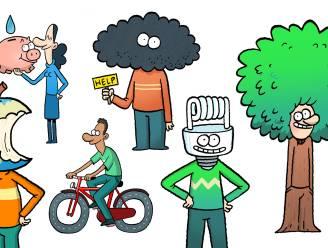 Van dakisolatieplan voor 5.000 gezinnen tot 100 hectare extra bos: schrijf mee aan klimaatplan