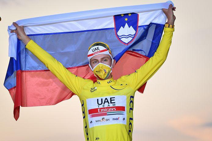 Tour-winnaar Tadej Pogacar heeft al toegezegd voor de Vuelta.