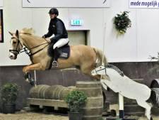 Miguel Broodman uit Sluis verrast alles en iedereen bij Indoor Eventing