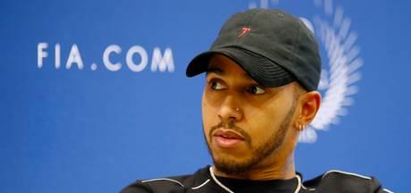 Hamilton haalt nu ook account op Twitter leeg