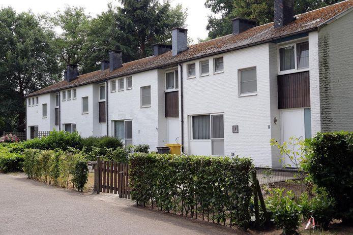 De woningen in de Residentiewijk worden gerenoveerd