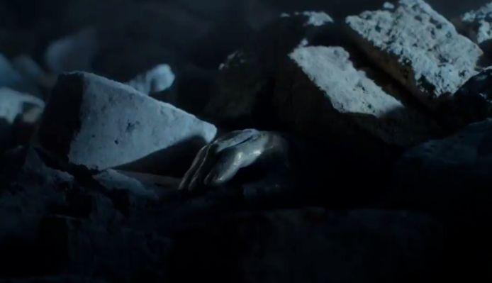 De ijzeren hand van Jaime...