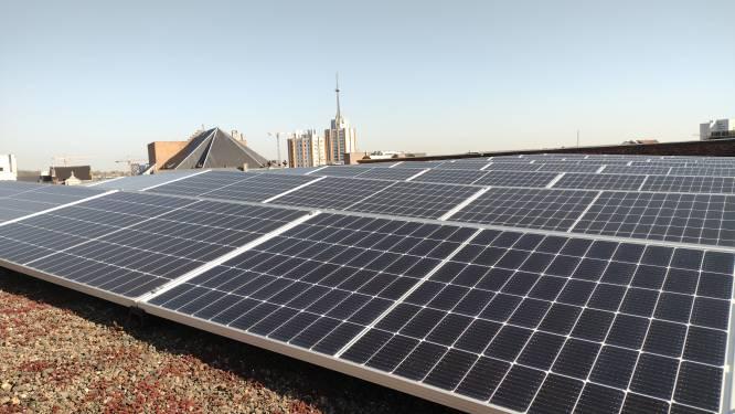 Zonnepanelen op gemeentegebouwen: ondertussen al 683 stuks in Kaprijke en Lembeke