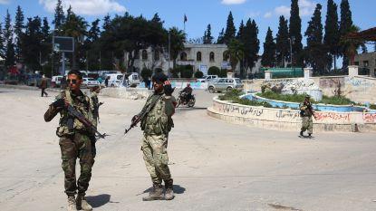 Syrische soldaten blokkeren vluchtwegen om te verhinderen dat burgers ontsnappen uit Afrin