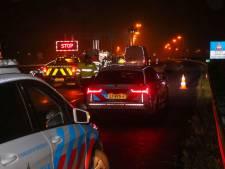 Dode gevonden op A27 bij Nieuwendijk