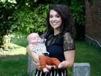 """Anke Buckinx heeft 'aparte' regeling thuis: """"Mijn man en ik hebben elk ons kind"""""""