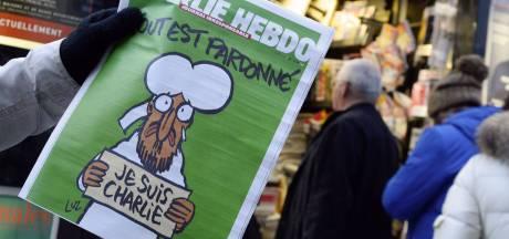 'Miljoenen voor Charlie Hebdo na nieuwe editie'