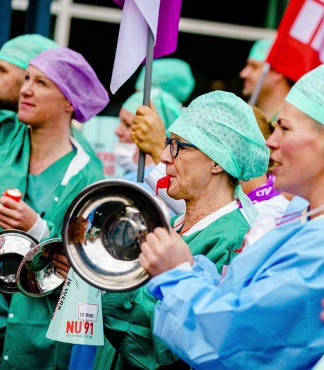 Honderden operaties gaan niet door vanwege 'grootste staking ooit' in academische ziekenhuizen