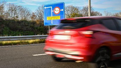 620.000 auto's mogen Antwerpen en Gent niet meer in