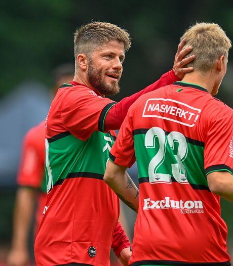 Lasse Schöne en de andere twee Denen van NEC geloven in stunt tegen Engeland: 'We worden Europees kampioen'