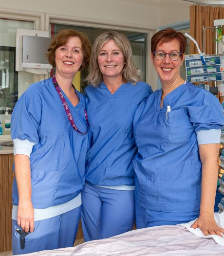 Actievoerende verpleegkundigen ASz: 'We hebben het lang geslikt voor de patiënt, maar de maat is vol'