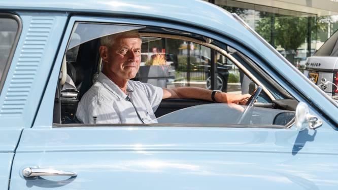 Na 40 jaar geeft Jan Willem uit Diepenheim eindelijk toe aan de sluimerende liefde voor de Saab 95
