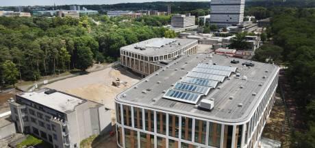 Nieuw Montessorigebouw bijna klaar, Radboud Universiteit wil nog verder vernieuwen