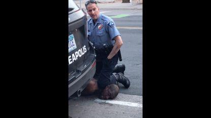 """Bodycams leggen reactie agent vast tijdens arrestatie Floyd: """"Stop met schreeuwen, dat kost veel zuurstof"""""""