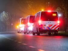 Twee automobilisten aangehouden die 'al toeterend' door Coevorden reden