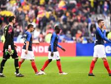 Frankrijk laat zich in eigen huis verrassen door Colombia