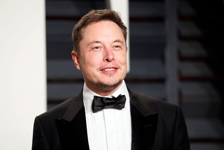 SpaceX-oprichter Elon Musk. Beeld REUTERS