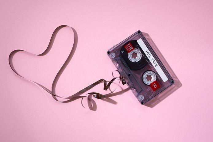 Studenten van de PXL-Music kiezen voor een opvallend medium om muziek te promoten.