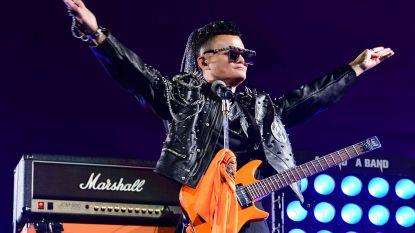 Zijn vrienden noemen hem E.T., maar het enige buitenaardse is zijn fortuin: baas van Alibaba neemt afscheid met rockshow en vuurwerk