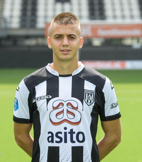 Heracles-spits Adrian Szöke treft Jong Oranje op EK