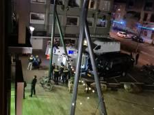 Al langer niet pluis bij Eindhovens pand: eerst een granaat, nu een inval en zestien illegale gokkers