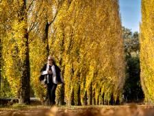 De blaadjes verkleuren en vallen, nu is de herfst écht begonnen