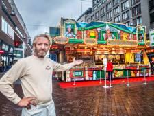Oliebollen van Vermolen toch op Grote Marktstraat, gemeente verandert van gedachte
